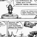 Viñetas de 'Pequeñas bestias'.