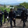 Violento enfrentamiento entre la policía y los narcos.