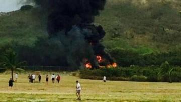 accidente en Hawaii infoBAE