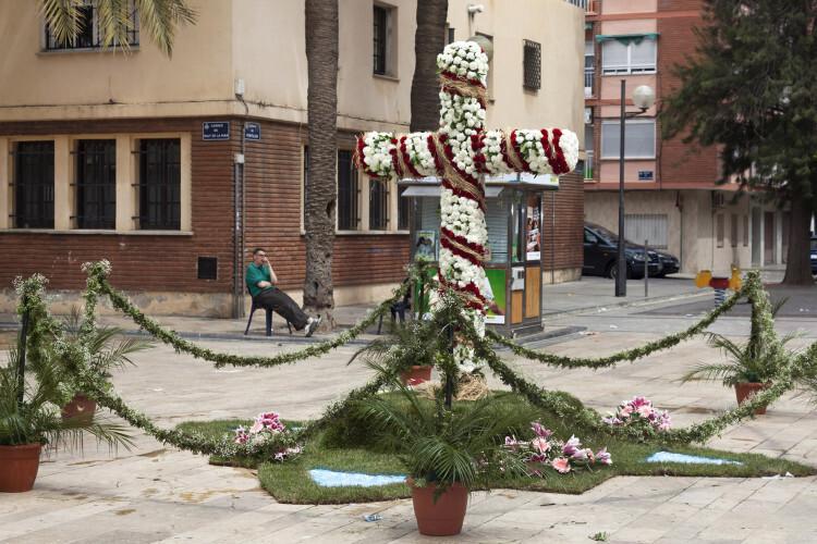 Festes en honor al Santísim Crist de Nasaret
