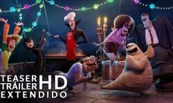 HOTEL TRANSILVANIA 2. Teaser tráiler extendido en español