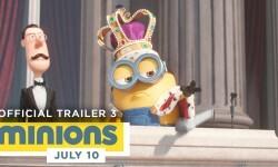 """Llega el nuevo trailer de los """"Minions"""""""