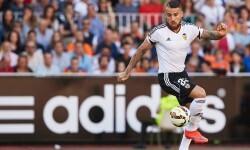 Otamendi salvó al Valencia CF de la debacle en Mestalla. Foto: Lázaro de la Peña / VCF
