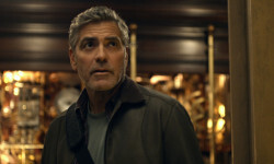 Disney's TOMORROWLAND  Frank Walker (George Clooney)  Ph: Film Frame  ©Disney 2015