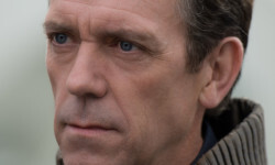 Disney's TOMORROWLAND  David Nix (Hugh Laurie)  Ph: Kimberley French  ©Disney 2015