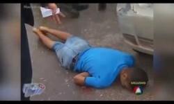 Reportero brasileño intenta entrevistar… ¡a cadáver!