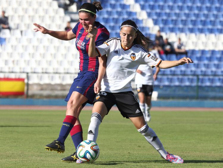 vcf femenino barcelona