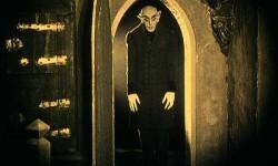'Nosferatu, una sinfonía de horror', de Friedrich W. Murnau.