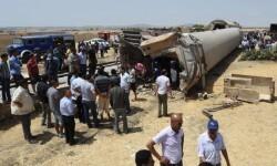 Accidente a 60km de Túnez