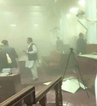 Al menos siete terroristas fueron abatidos tras acabar el tiroteo.