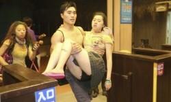 Asciende a 524 el número de heridos por el incendio en un parque acuático de Taiwán (3)