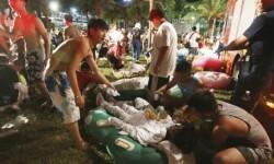 Asciende a 524 el número de heridos por el incendio en un parque acuático de Taiwán (4)