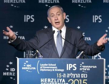 Benjamín Netanyahu dijo que Irán es más peligroso que el Estado Islámico.