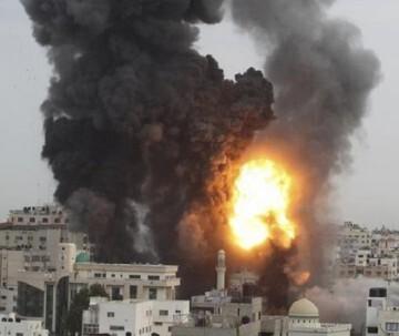 Bombardeo de Gaza en respuesta a ataques de la yihad islámica