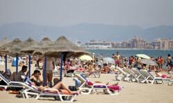 Calor en toda España, especialmente en la mitad sur peninsular