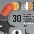 Cartel de 2015 de Cinema Jove.