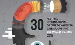 Cartel de 2015 de Cinema Jove.