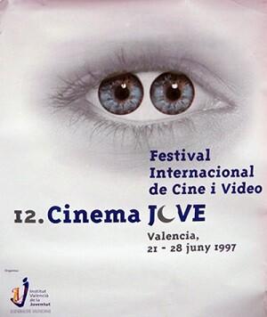 Cartel del certamen de 1997.