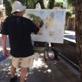 Concurs pintura al carrer 2014