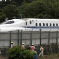 Dos muertos tras quemarse a lo bonzo un pasajero en un tren bala en Japón
