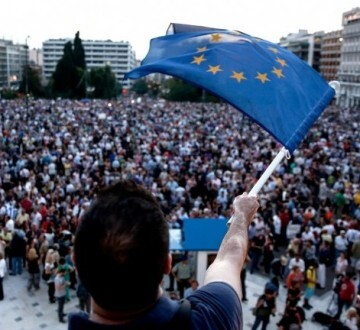 Durante la reunión, trataron asegurar la permanencia del país en la eurozona (Crédito AP)