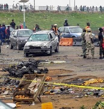 El atentado se le ha atribuido al grupo yihadista Boko Haram.
