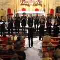 El coro de mujeres 'A cau d'orella'.