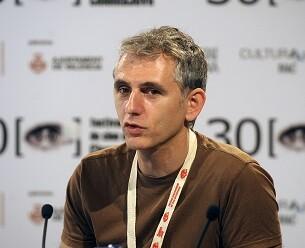 El director Ramón Alós.