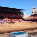 El estadio del Mestalla para la Monster Jam  (7)