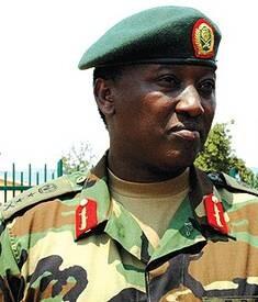 El general Karenzi Karake ya se encuentra detenido por crímenes de lesa humanidad.