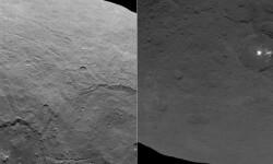 El planeta Ceres.