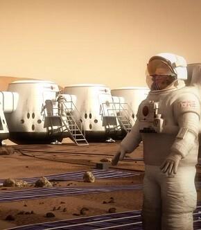 El proyecto Mars One, busca instalar en el año 2027 la primera colonia de humanos.