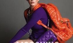 El sexy destape de Katy Perry para una marca italiana (3)