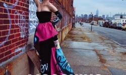 El sexy destape de Katy Perry para una marca italiana (4)