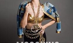 El sexy destape de Katy Perry para una marca italiana (5)