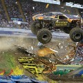 El show de Monster Jam.