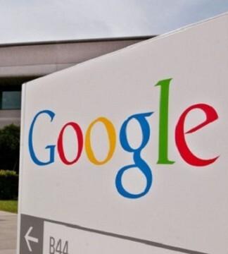 Entrada de la companía Google.