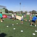 Entrenamiento de Valores Rafa Nadal Tour by MAPFRE - Alicante