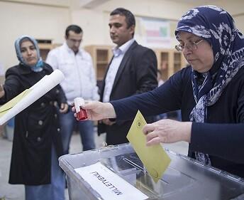 Es la primera vez que el partido izquierdista HDP se postula a unas elecciones como formación política.