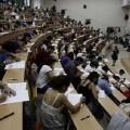 Estudiantes universitarios.