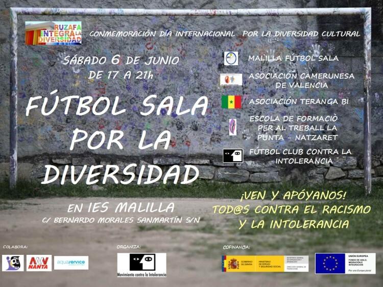 Fútbol Sala por la Diversidad