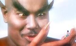 Fotograma de la película 'El ladrón de Bagdad'.