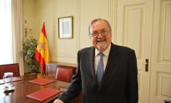 Francisco José Pérez Navarro. Foto de archivo