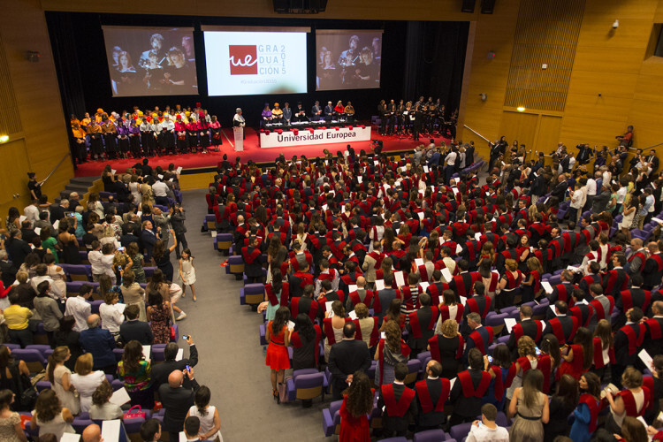 Graduacion UEV