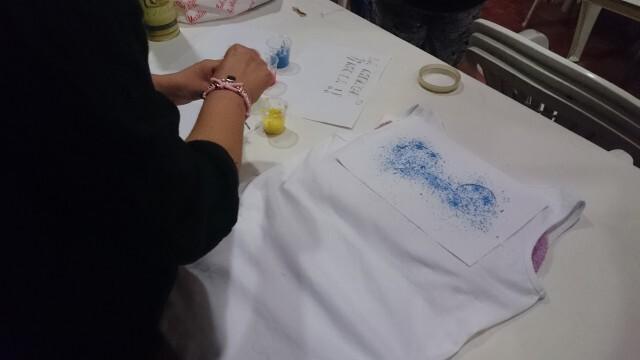 Hazte tu propia camiseta, colorea el dibujo que quieras (4)