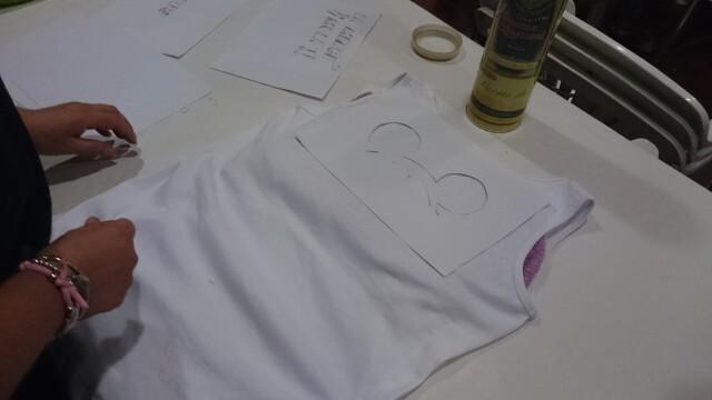 Hazte tu propia camiseta, colorea el dibujo que quieras (5)