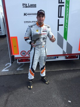 Jordi Oriola Podio Silverstone_1