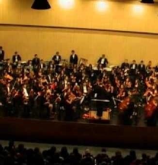 Joven Orquesta Provincial de Málaga.