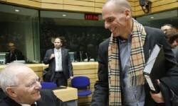 La Eurozona y Grecia buscan superar la crisis.