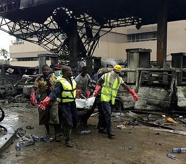 La explosión se produjo durante la noche de este miércoles.